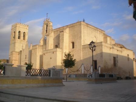 Resultado de imagen de Castillo de San Bartolomé en Villalba del Alcor