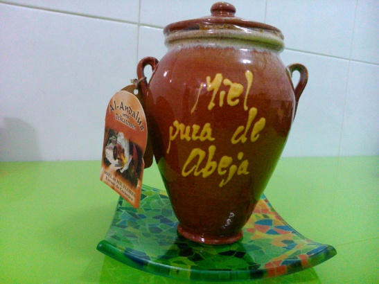 Miel de la Alpujarra